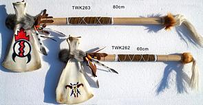Tomahawk Knochen