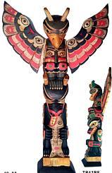 Totemofahl 50cm